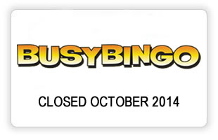 Busy Bingo