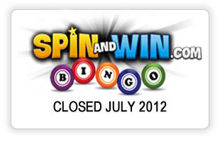 Spin and Win Bingo