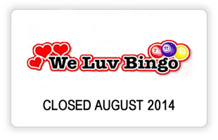 We Luv Bingo