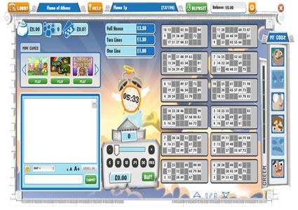 Bingo Godz 90 Ball Game