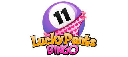Lucky Pants Bingo Logo