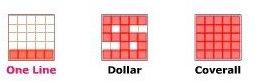 Multi Part Bingo Examples - British Bingo