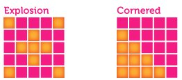 Pattern Bingo Examples - British Bingo