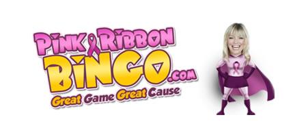 Pink Ribbon Bingo Logo