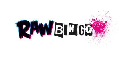 Raw Bingo Logo
