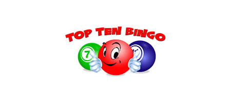 Top Ten Bingo Logo